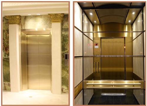 Lắp đặt thang máy gia đình chi phí bao nhiêu - Nội thất thang máy