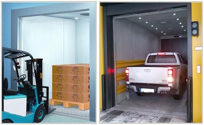 Dai Phong Elevator - Freight Elevator