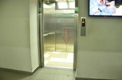 Công việc bảo trì thang máy không phòng máy