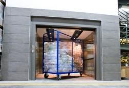 Sự cần thiết của thang máy tải hàng cho công việc